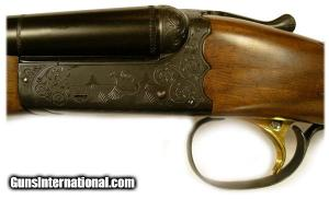 "ITHACA SKB MODEL 280 Double Barrel Shotgun, 20 gauge, 28"" barrels"