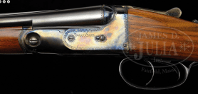 A .410 Parker Double Barrel Shotgun, restored by Turnbull