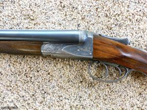 "Ansley H. Fox Side By Side 20 Gauge ""A E"" Grade"