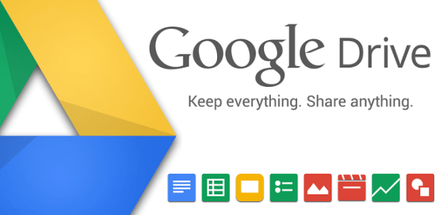Google drive app for android