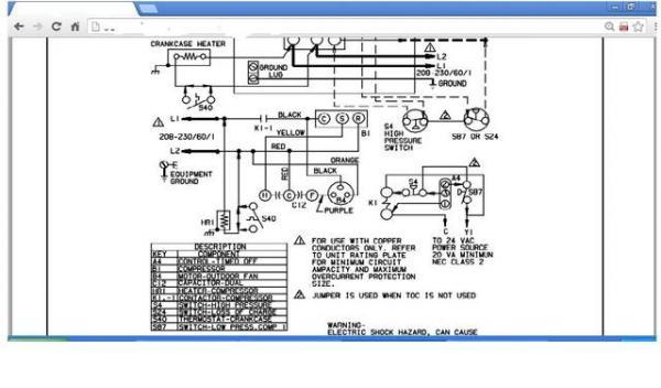 a c fan wiring diagram