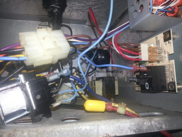 carrier ac air handler control board - DoItYourself Community Forums