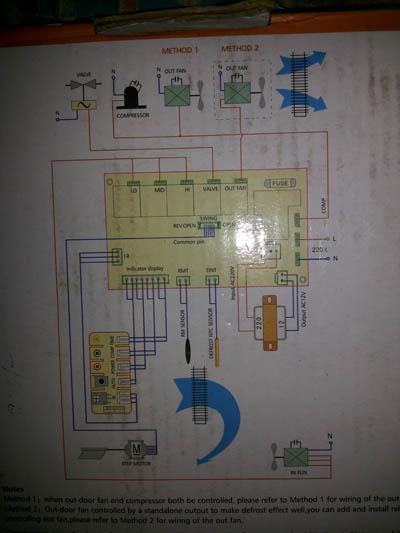 ac blower motor wiring diagram on blower fan motor wiring diagram