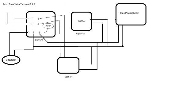 wiring diagram electric furnace burners