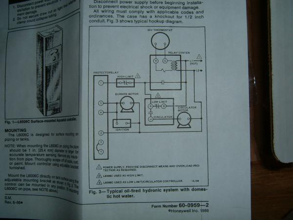 An Aquastat Wiring Wiring Diagram