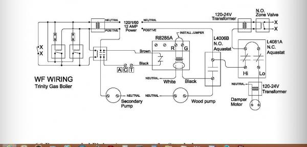 Burner Wiring Diagram Electrical Circuit Electrical Wiring Diagram