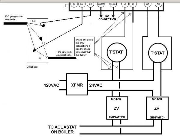 aquastat relay wiring diagram