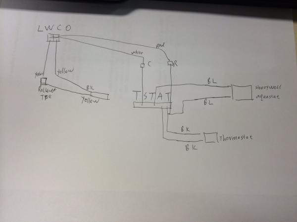 wiring diagram for hot water boiler