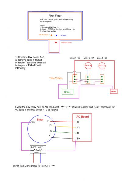 Thermostat Wiring Taco Wire Color Wiring Diagram 2019