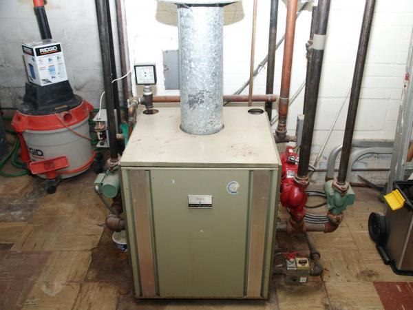 water furnace wiring