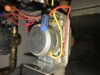 Hydrotherm HC-145 boiler not kicking in for one zone ...