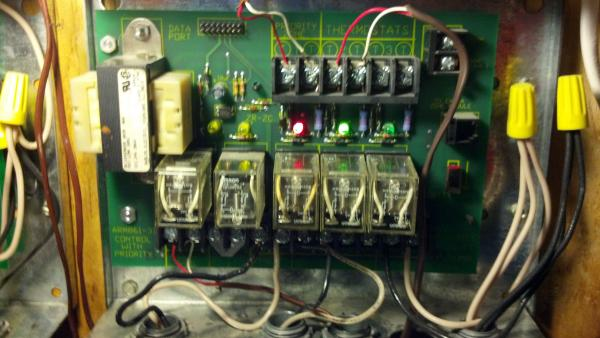 Argo control boards somehow not sending a signal to the circulator