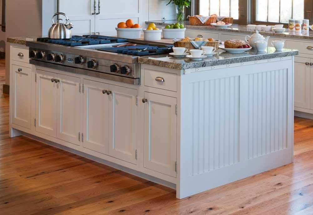 Kitchen Island Full Overlay Drawer Stacks Should End