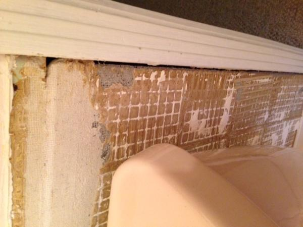 Removing Old Thinset From Wall From Old Tile - Doityourself.Com