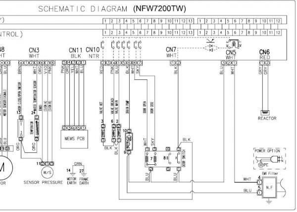 Amana Washer Wiring Diagram Wiring Diagrams