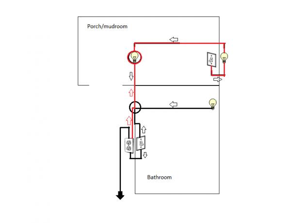 outdoor wiring in conduit