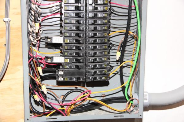 100 Sub Panel Wiring Diagram 100amp Basement Subpanel Doityourself Com Community Forums