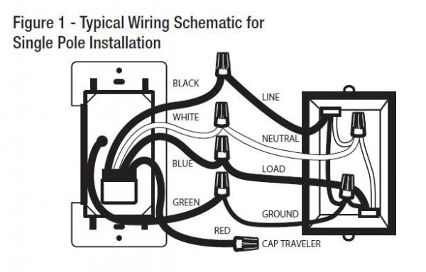 wiring a light switch ground wire