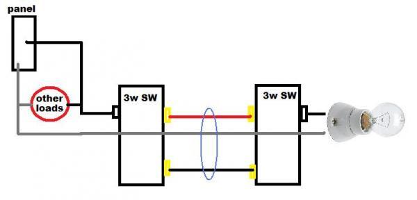 do it yourself 4 way switch