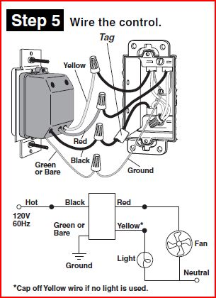 Lutron Fan And Light Control Switch Wiring Diagram Wiring Source