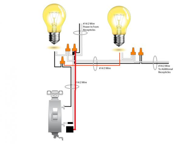 Need a wire diagram to understand this - DoItYourself Community