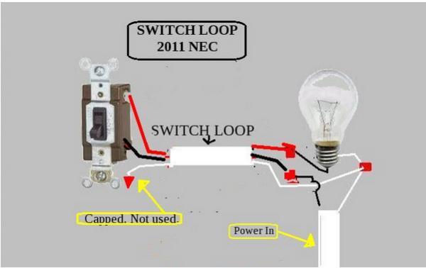 Ac Switch Diagram - Wiring Diagram Progresif