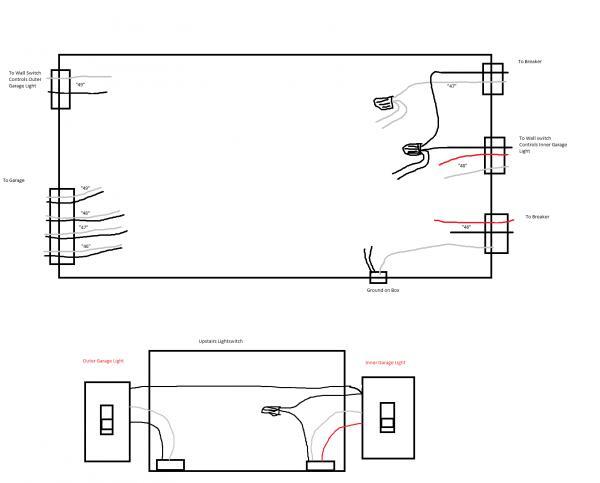 garage electrical wiring code