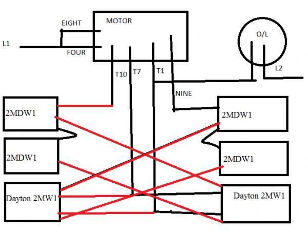 Dayton Wiring Diagram Download Wiring Diagram