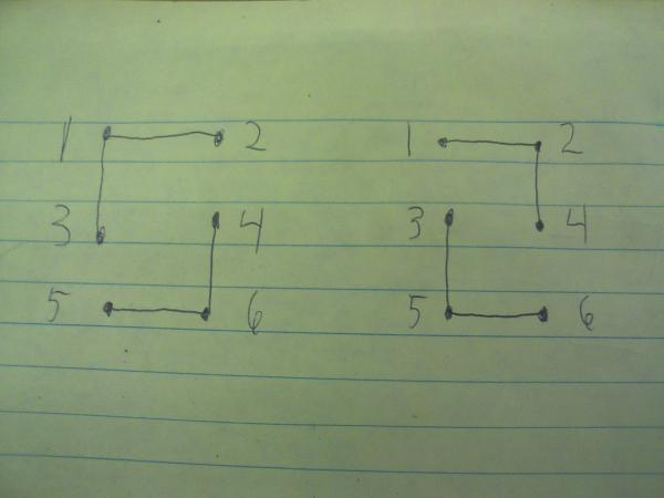 drum switch wiring diagram for dc forward reverse drum switch wiring