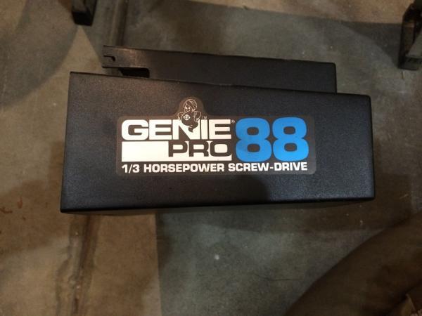 How to program Genie Pro 88 Screw Drive door opener - DoItYourself