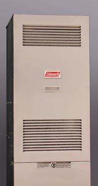 Door for Coleman Evcon Heating & Air - DoItYourself.com ...