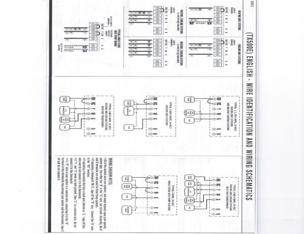 Lux Tx500e Thermostat Wiring Diagram