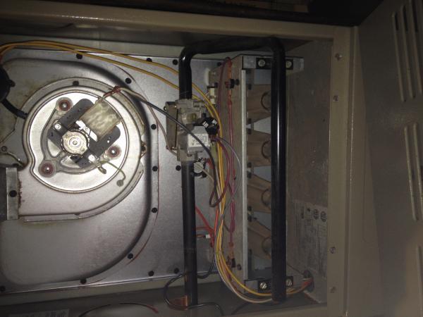 Goodman GMT Furnace open limit switch problem - DoItYourself