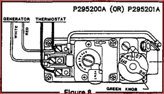 wall furnace wiring diagram