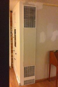 Williams Forsaire wall heater - DoItYourself.com Community ...