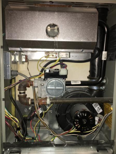 Trane Xv95 Furnace Not Blowing Hot Air Doityourselfcom