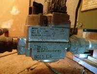 No heat from Dayton 3E286 gas furnace