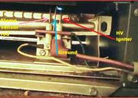 No heat from Dayton 3E286 gas furnace