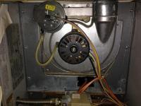 Snap Blower Fan won t start in Miller furnace DoItYourself ...