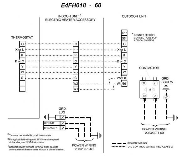 Spurce Old Carrier Wiring Diagrams Heat Pump Water - Wwwcaseistore \u2022