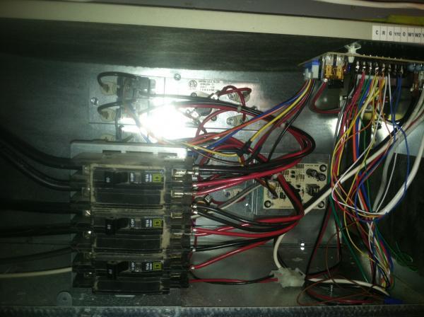 Nordyne Heat Pump Wiring Diagram Somurichcom