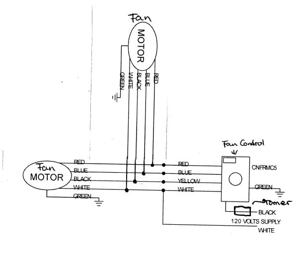 canarm industrial ceiling fan wiring diagram