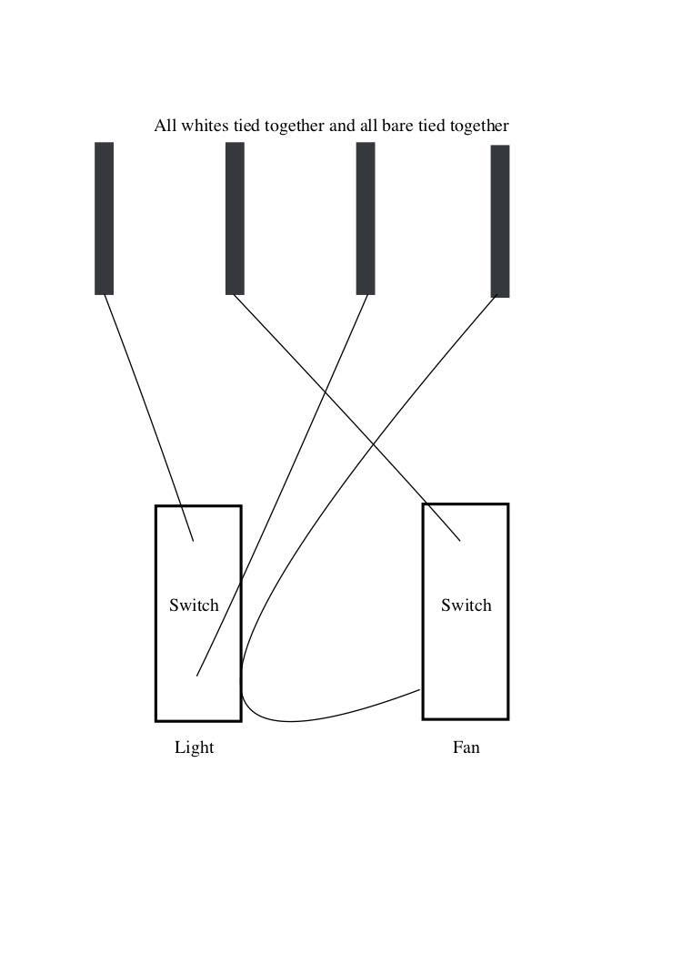 2 wire switch wiring