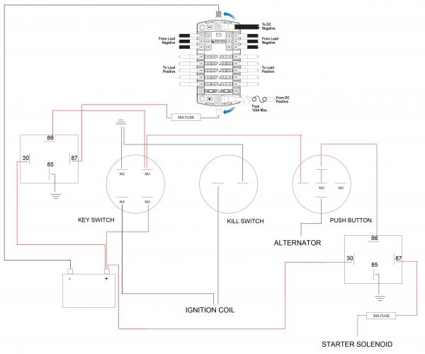 Kohler Engine Coil Wiring Diagram - Wiring Diagrams on