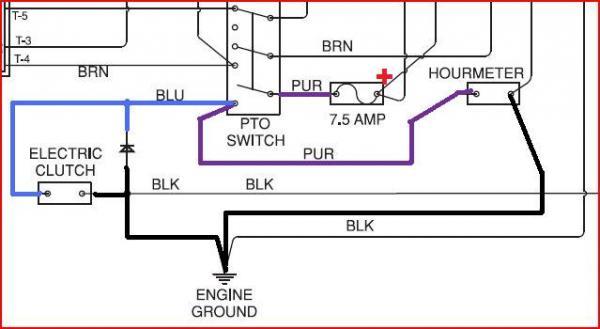 Husqvarna Wiring Schematic Wiring Diagram