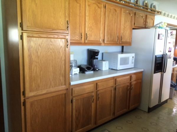 It39s My Turn To Paint Kitchen Cabinets A Little Advice