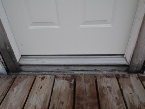 Exterior Door Flashing How To Doityourselfcom