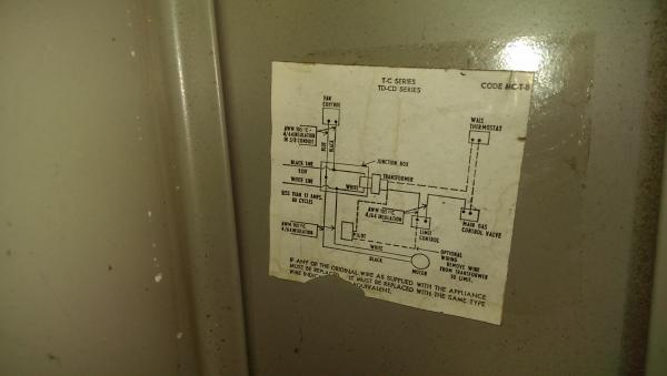 New Thermostat Help (2 Wire Gas Furnace - Heat Only) - DoItYourself