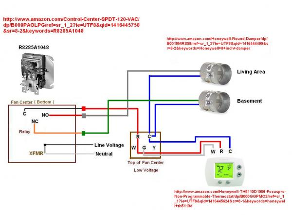 Hvac Damper Wiring Diagram Download Wiring Diagram