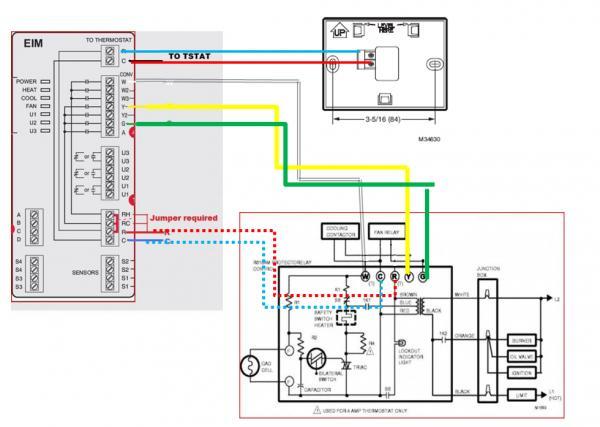Honeywell Dr90 And Digital Iaq Control Doityourselfcom Community
